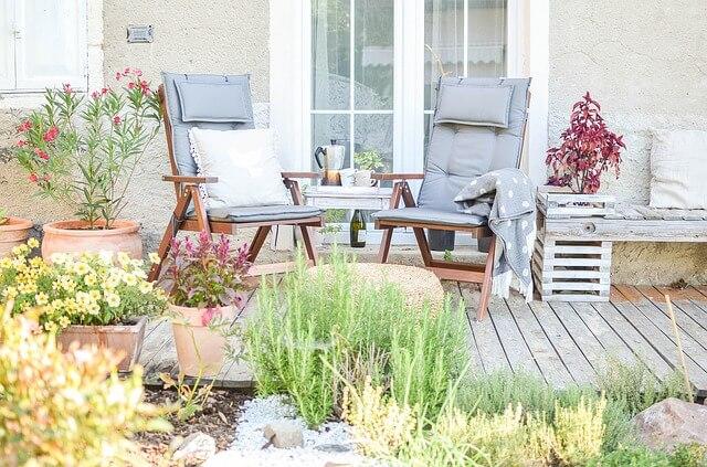 Terrassi garden