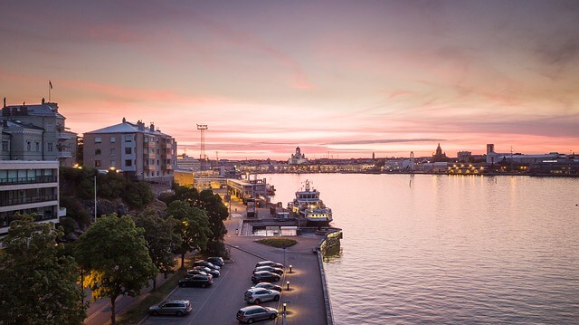Kaunis Helsinki